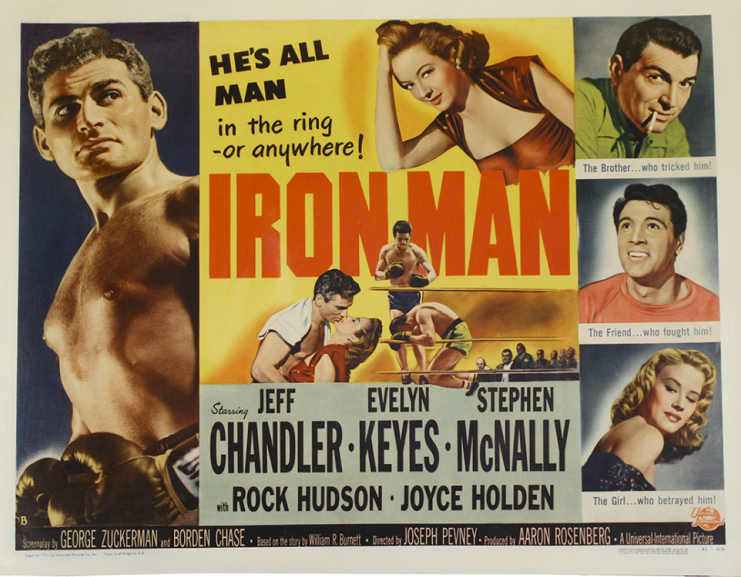 """Iron Man"" (1951)"
