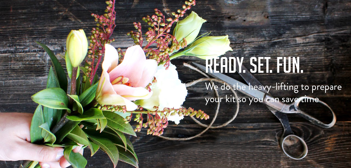 Fashion Beyond Forty - Beautiful DIY Flowers From Bloominous