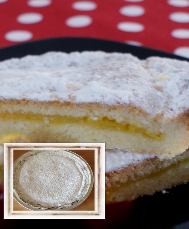 In Cucina Con Me Torta Alla Crema Di Limone Bimby