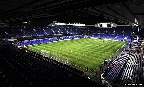 Home Of Sports White Hart Lane Stadium