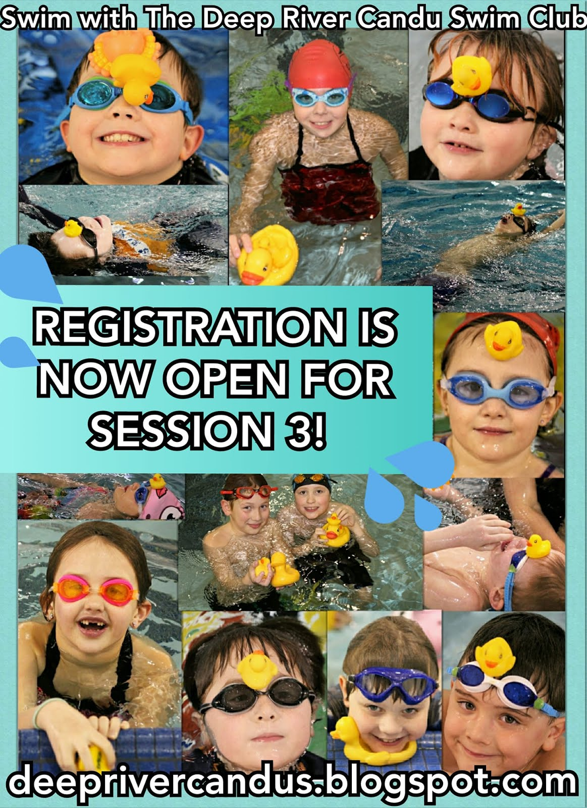 Click HERE to Register for SESSION 3