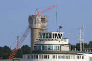 The new Air Traffic Control Tower at Birmingham Airport has (atc bhx )