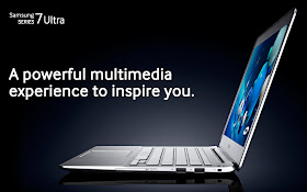 Ultrabook Terbaru Samsung Series 7 ULTRA