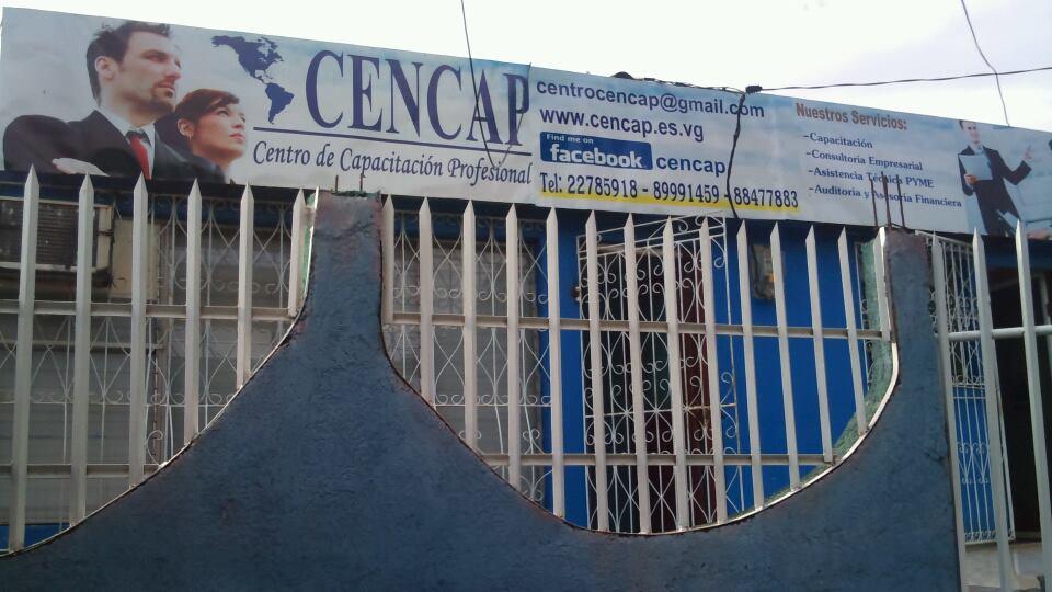 Centro de Capacitacion Profesional CENCAP