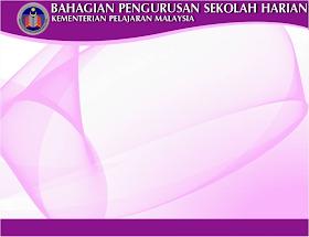 KERTAS MAKLUMAT PRASEKOLAH 1 MALAYSIA