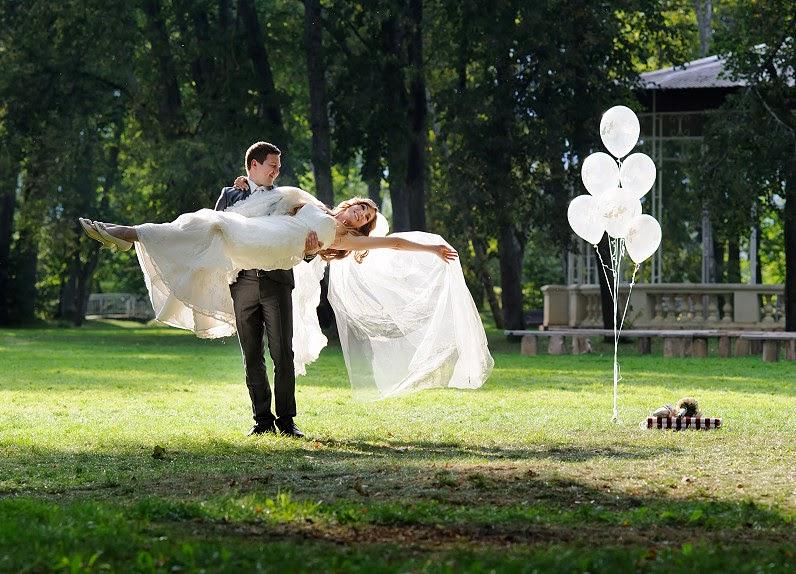 Meninė vestuvių fotosesija
