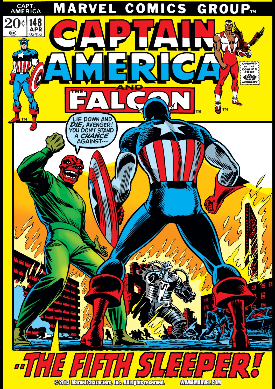 Captain America (1968) Issue #148 #62 - English 1