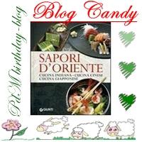 """Blog Candy """"Sapori d'Oriente"""" di Pecorella di Marzapane"""