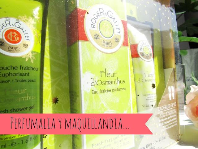 Perfumalia y Maquillandia