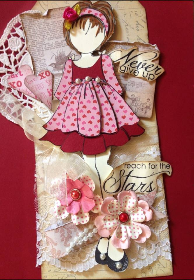 Christie Craft: Prima dolls by Julie Nuttings -Now ...