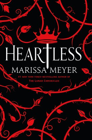 HEARTLESS by Marissa Meyer Virtual Signing