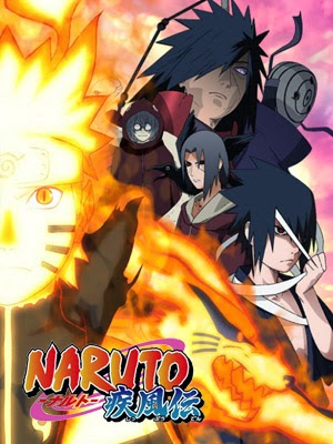 Naruto Shippuden por mega y mf