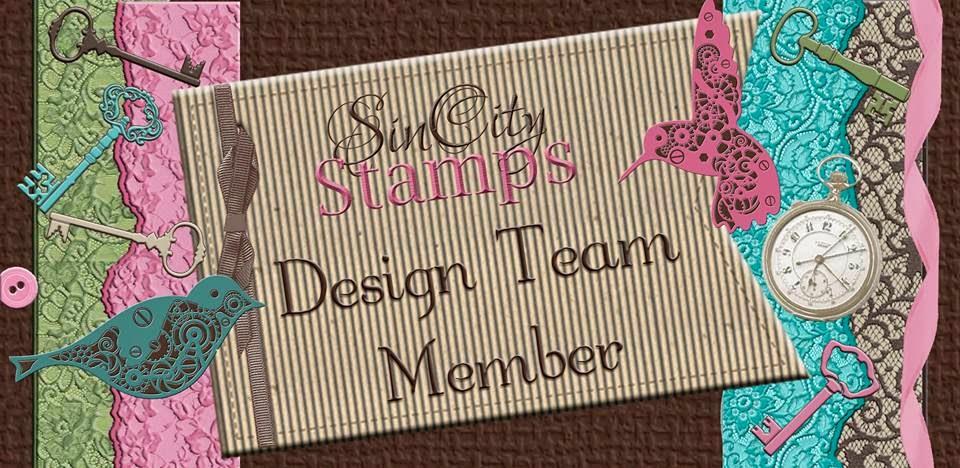 Sin City Stamps Design Team