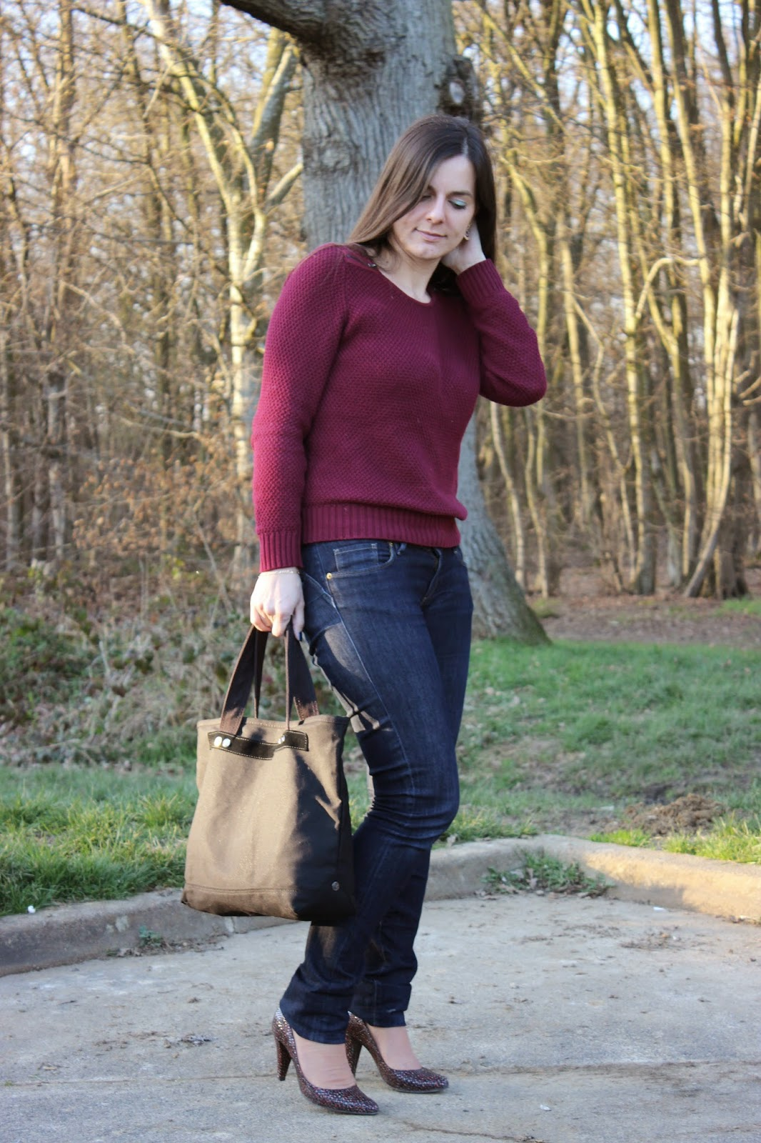 pull Charlise chaussures André