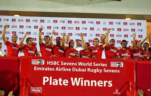 Campeones de plata en Dubai