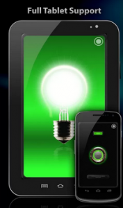Android FlashLight HD El Feneri Apk resimi 1