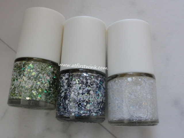 Innisfree nail polishes