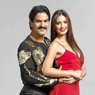 Alejandro Palacio y Taliana Vargas en la época dorada del vallenato ...