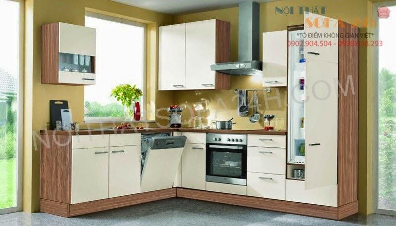 Tủ bếp TB088