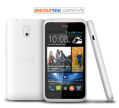 [Firmware] HTC 210 Plus Vietnam MT6572 ROM