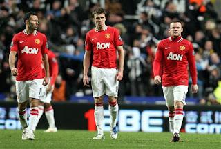 Manchester United fue goleado por el New Castle