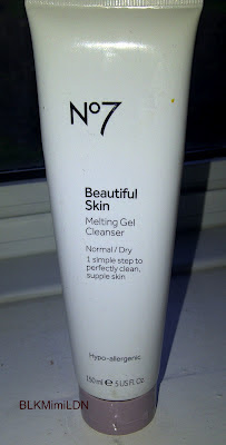 Boots No7 Cleanser