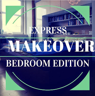 express makeover, bedroom