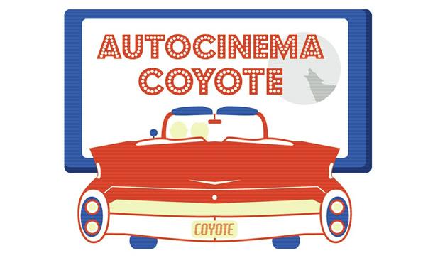 Regresa el Autocinema Coyote y anuncia su cartelera inaugural
