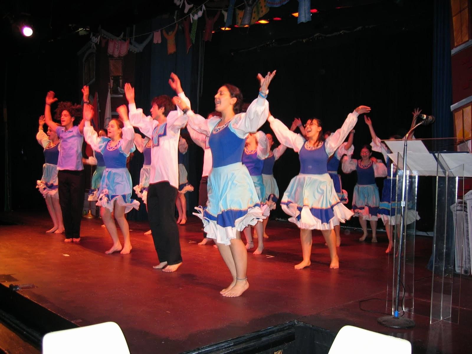 Tel Mond Dancers in Sarasota