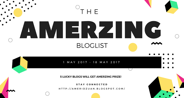 THE AMERZING BLOGSLIST