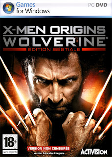 X-Men Origins : Wolverine Pc