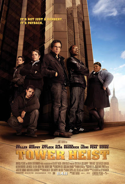Eddie Murphy is back! Check out his new trailer – Tower Heist!