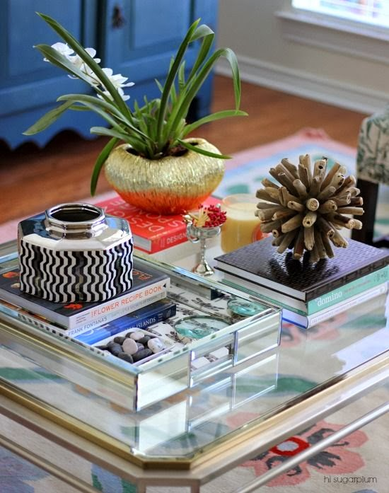 Designing Home: Thoughts on decorating coffee tables