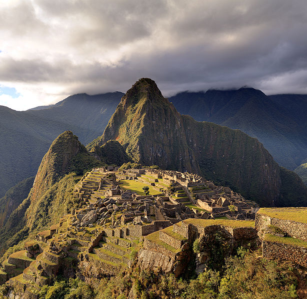 beautiful places in the world Machu Picchu