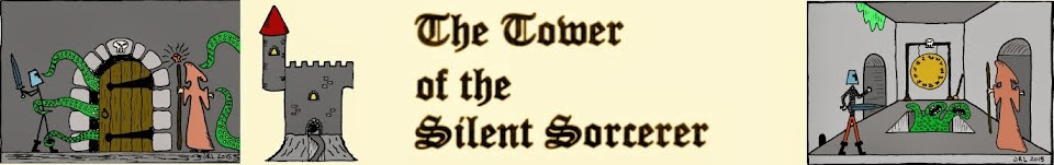 The Tower of the Silent Sorcerer