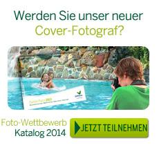 Center Parcs Katalog Fotowettbewerb