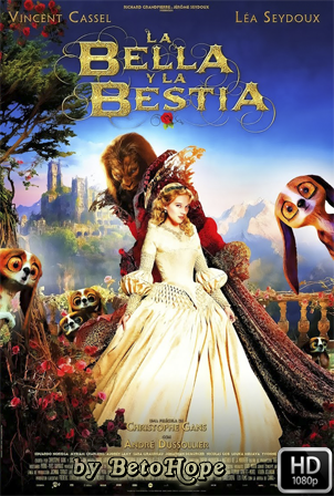 La Bella y La Bestia 2014 [1080p] [Latino-Frances] [MEGA]