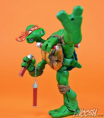 Tartarugas Ninja NECA Michelangelo