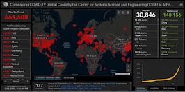 Coronavirus-COVID-19 Case Tracker