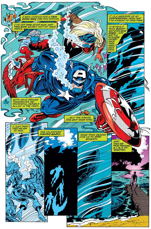 Captain America (1968) Issue #440 #392 - English 12