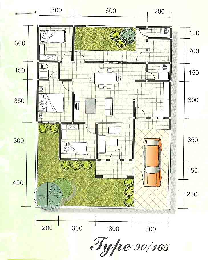 House plans small type Types of house plans