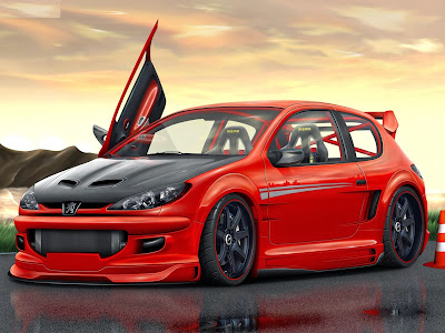 Peugeot 206 – TrueAutoSite
