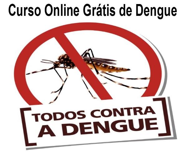 Curso Online Grátis de Dengue - Diagnóstico, tratamento e prevenção