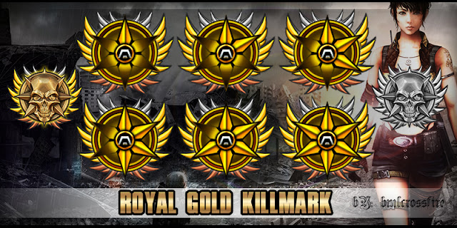 KILLMARK CF ROYAL GOLD