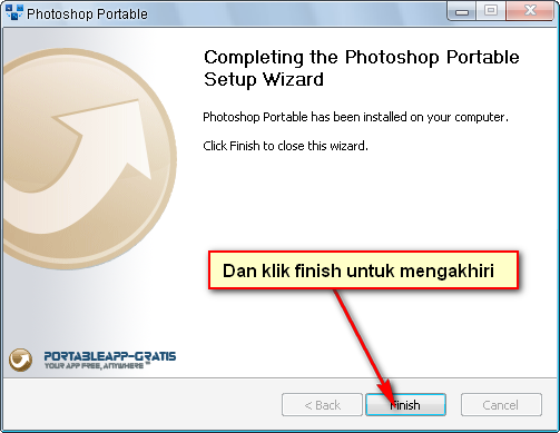 Adobe CS5 Portable Apps