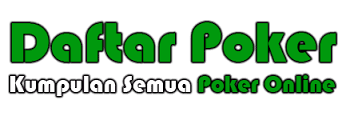 DisiniDAFTAR_POKER_TERBAIK