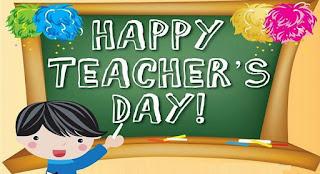 Gambar Kata dan Animasi Keren Ucapan Hari Guru