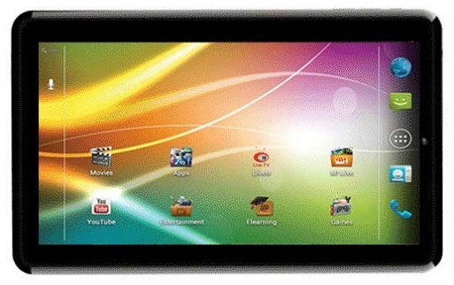 Micromax Funbook P600 - Specification and Price