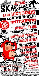 Ultimo Skandalazo del año en Ecatepec