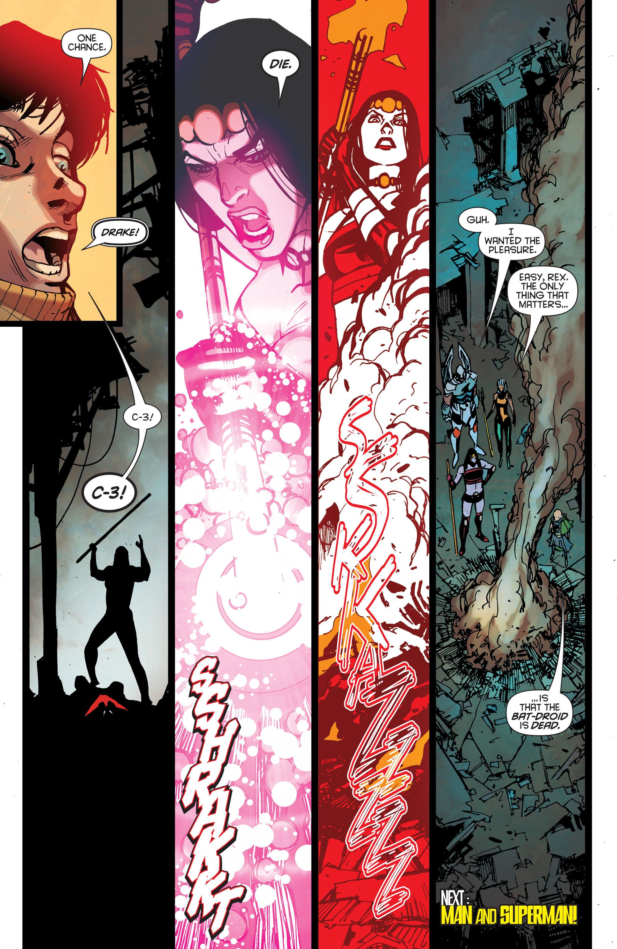 Batman Beyond (2015) Issue #10 #10 - English 22